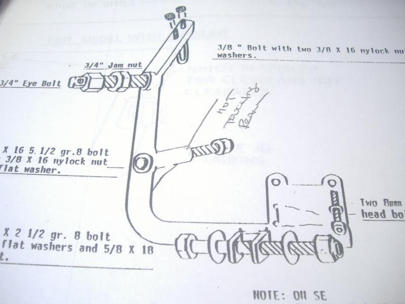 Honda Goldwing Gl 1500 Sidecar Mounts Instruction Manual