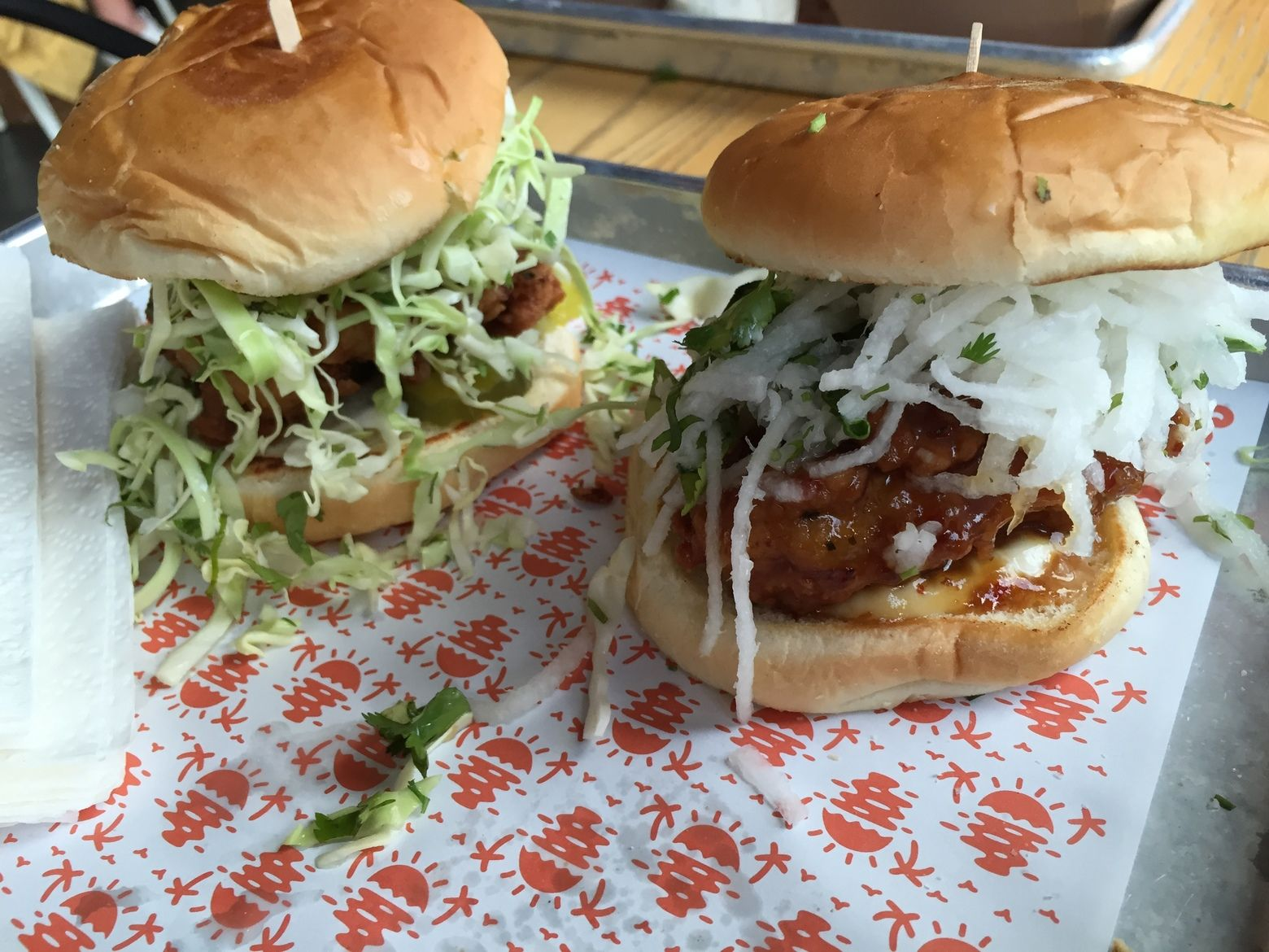 a new contender for seattle s best fried chicken sandwich with images fried chicken fried chicken sandwich chicken sandwich pinterest