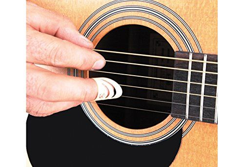 Alaska Pik Finger Guitar Pick Small More Info Could Be Found At The Image Url Note It Is Affiliate Link T Guitar Lessons Fingerpicking Guitar Guitar Lessons