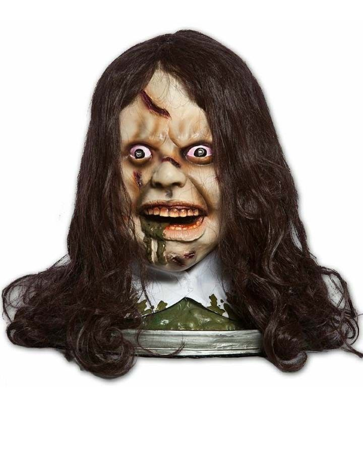 The Exorcist Head Platter (With Images)