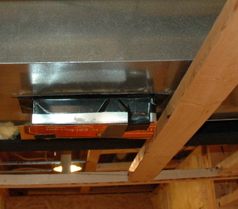 Framing Around Ductwork When Finishing Your Basement Basement Finishing Basement Duct Work