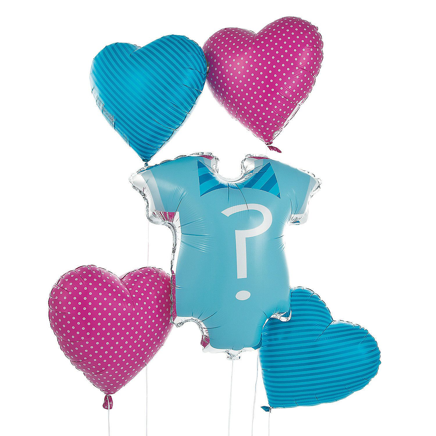 A must for your baby gender reveal party