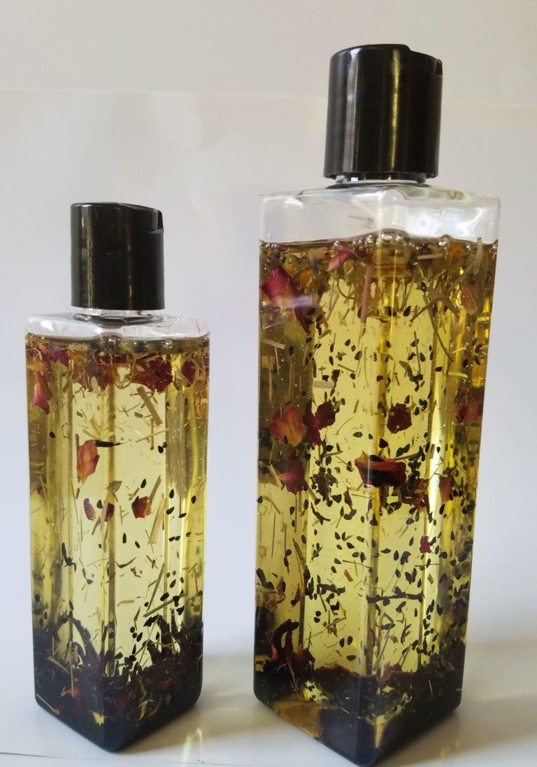 Black seed oil is used to keep skin healthy, replenish