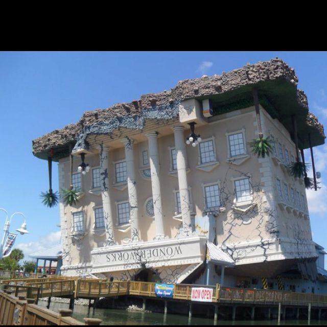 Wonderworks Myrtle Beach Sc