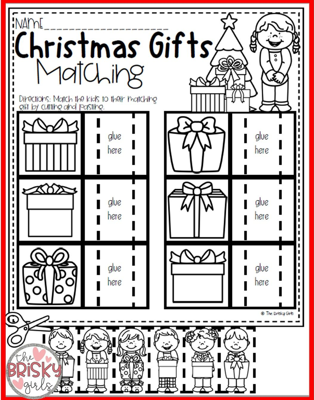 Christmas Activities For Preschool Christmas Activities