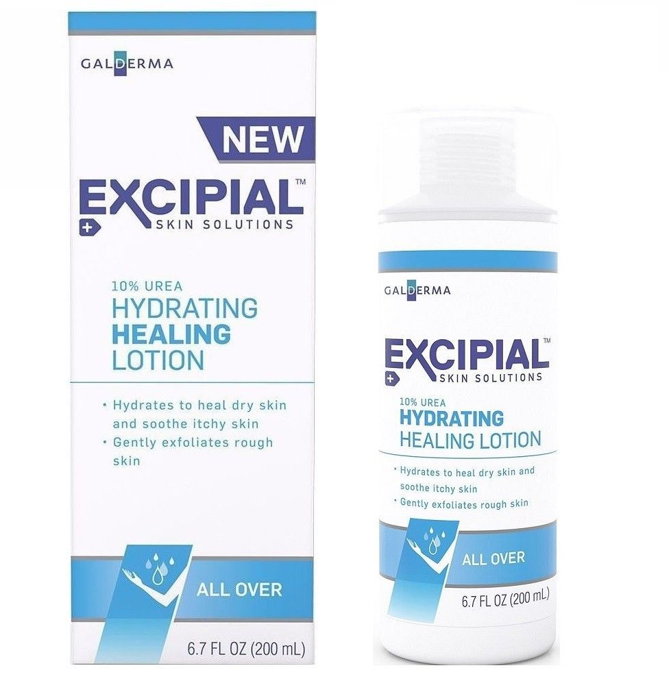 Galderma Excipial Skin Solutions Hydration Healing Lotion Free Shipping In Usa Galderma Healing Lotion Healing Dry Skin Soothe Itchy Skin