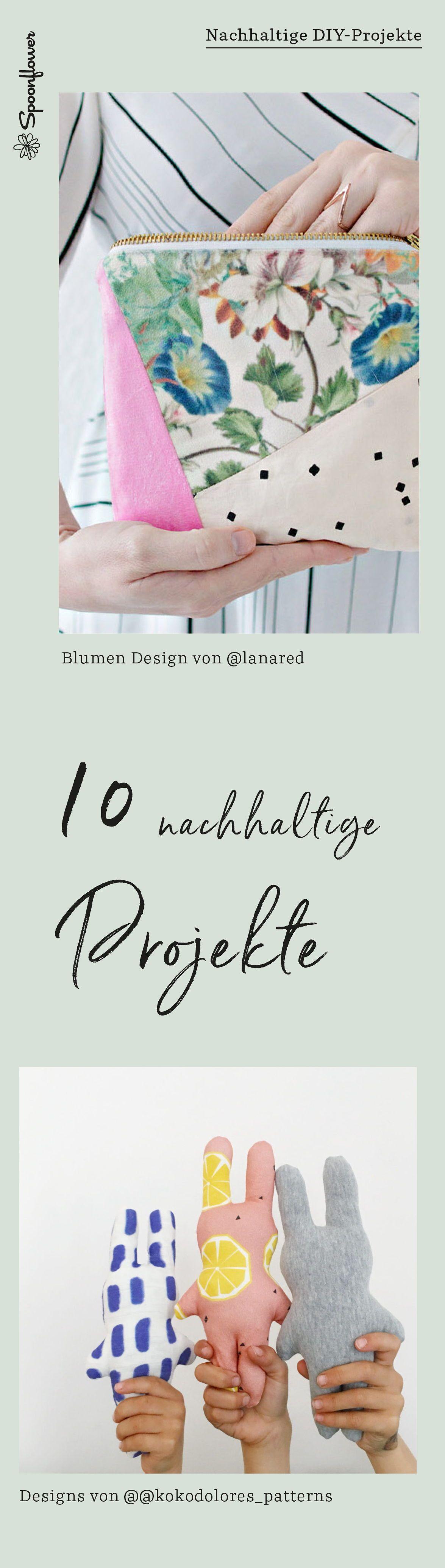 10 nachhaltige DIY-Projekte