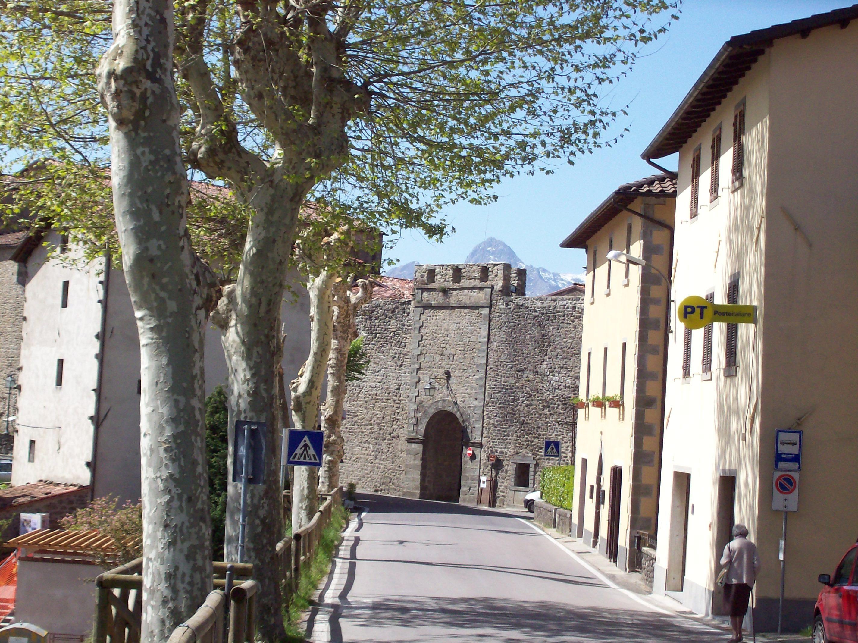 Porta Nuova,Castiglione Garfagnana