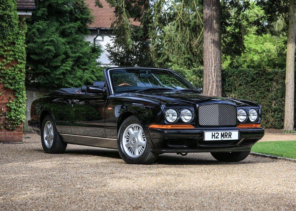 1996 Bentley Azure Classic Driver Market Continental
