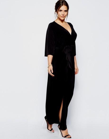 Plus Kimono Dress Sleeveless Good Style Dresses Pinterest