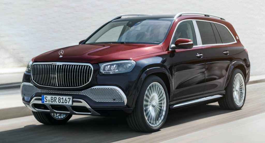 2021 Mercedes Maybach Gls 600 Debuts As The Ultimate S Class Of