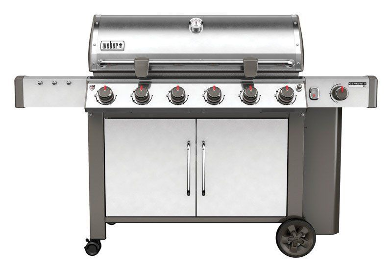 Win A 900 00 Weber Genesis Ii Grill Or Other Grills Head Over To Facebook And Get Your Entry In To Win Gas Grill Reviews Natural Gas Grill