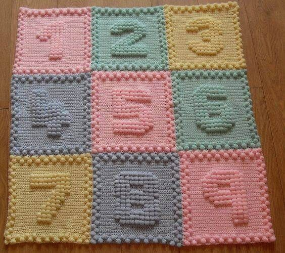 How to Crochet a Baby Blanket - Watch the video and make your ...