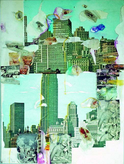Image Result For Wolf Vostell Decollage Paint Print Pop Art Art