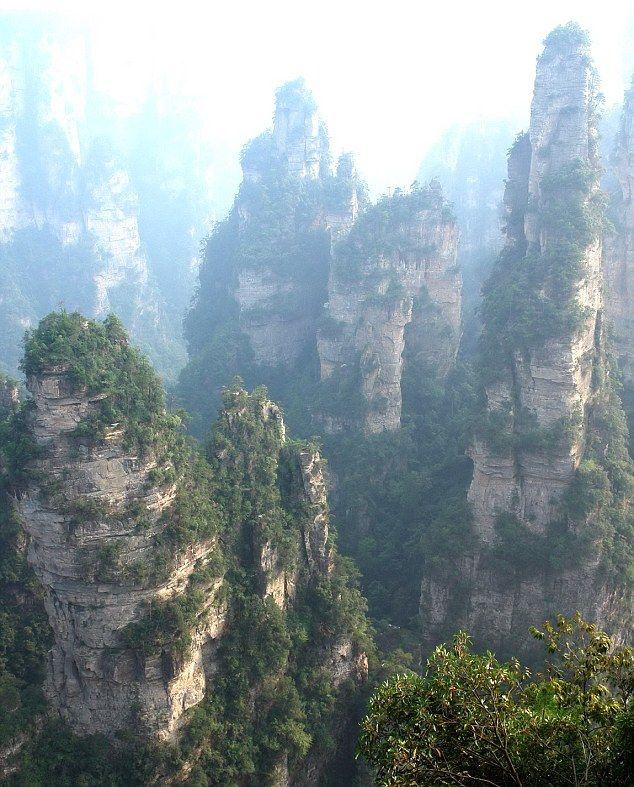 Avatar Pandora Landscape: Found! The Stunning Mountain That Inspired Avatar's