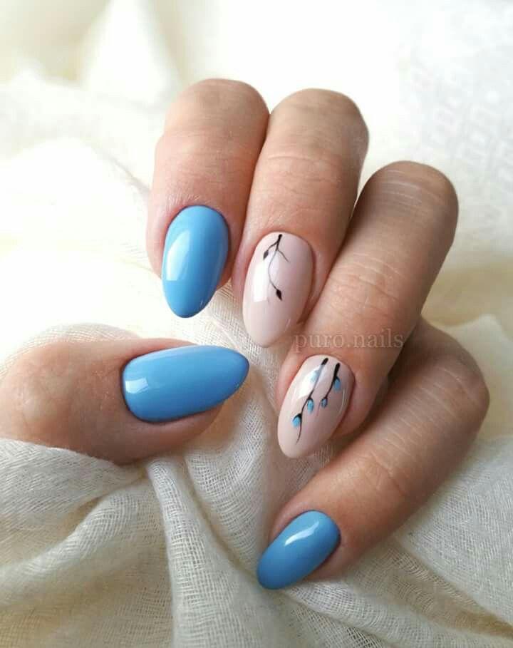 Pin Od Classygrl Na Insp Nails Pinterest Paznokcie Lakier I