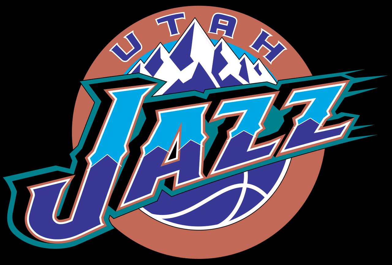 Utah Jazz logo 19962004 Escudo, Disenos de unas