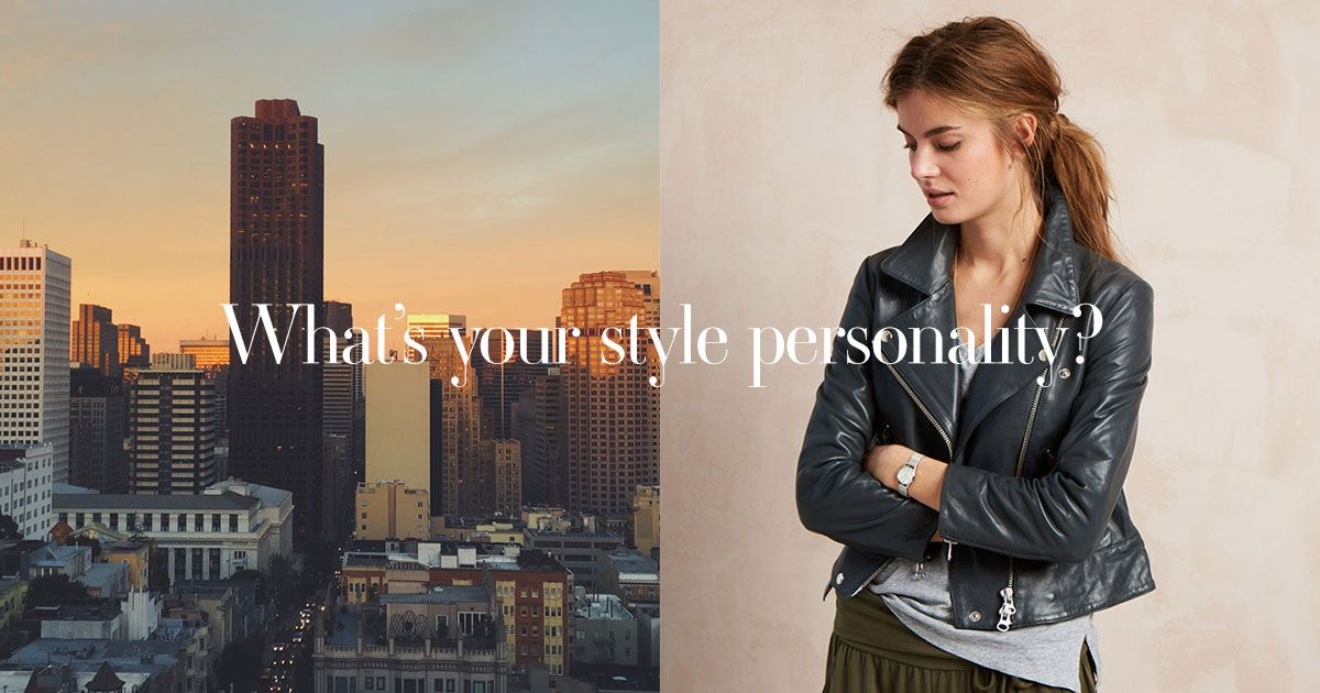 What\u0027s Your Style Personality?