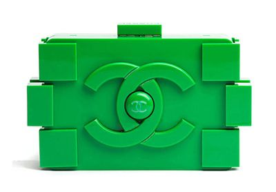 El clutch Lego, de Chanel