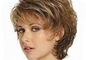 Short Layered Wavy Over 50 Bing Images Short Wavy Hairstyles For Women Short Hair With Layers Short Wavy Hair