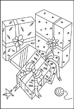 malvorlagen geschenke | ausmalbilder, ausmalbilder weihnachten, malvorlagen weihnachten
