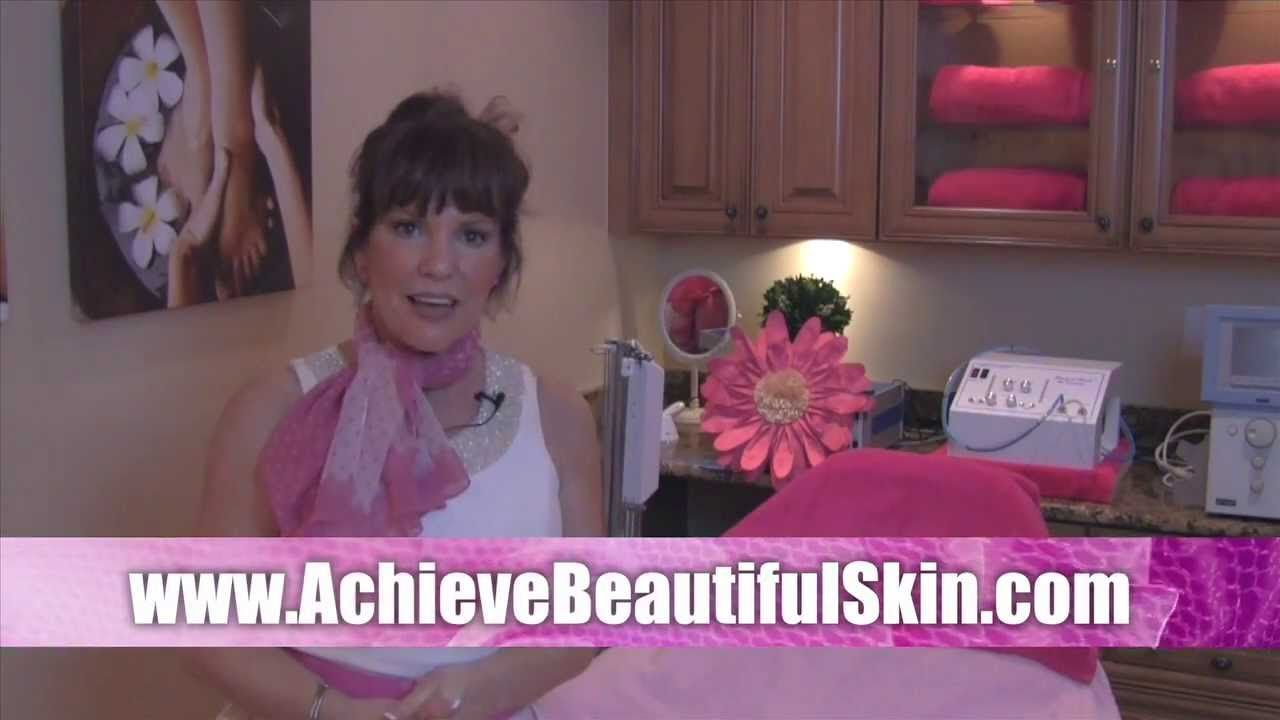 For facials in Melbourne Florida visit us at Achieve
