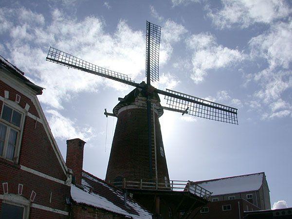 De fraaie molen van Ootmarsum