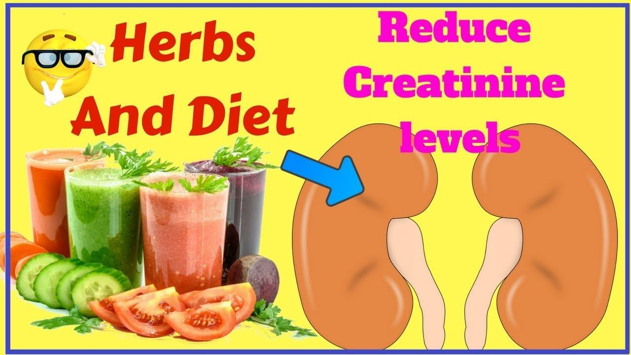 How To Lower Creatinine Level Fast And Naturally With