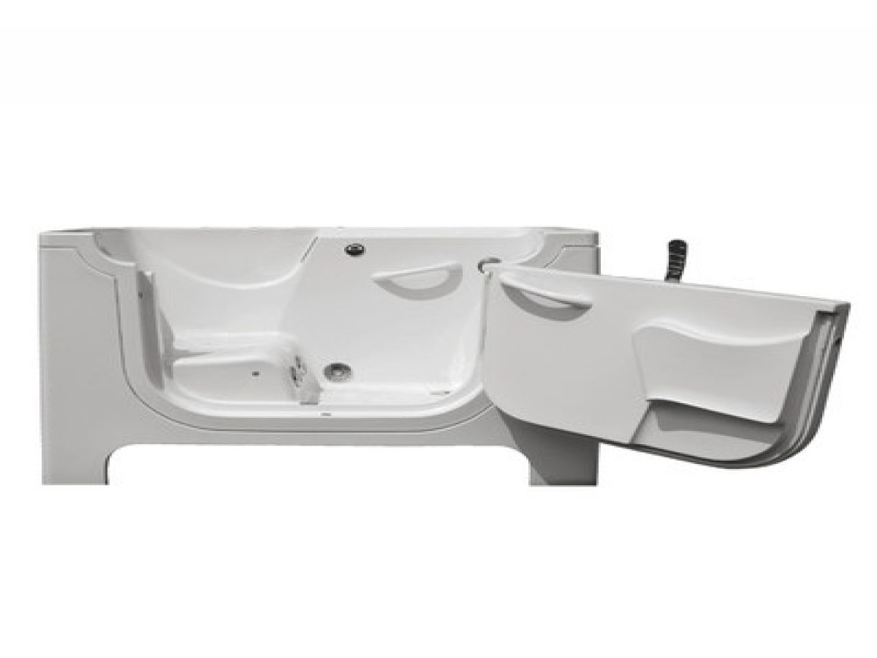 Home Depot Walk in Tubs for Bath Replacements or New Construction ...