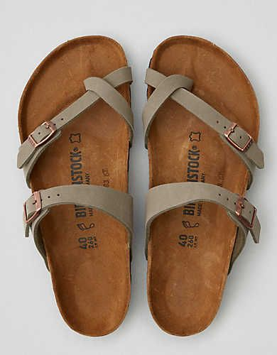 Cork. A buckle or two. That s the original Birkenstock. Made in Germany  since 1774. f5d7836624c