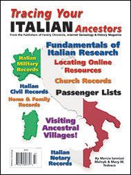 Tracing Your Italian Ancestors - $8 50 for PDF & $9 95 for