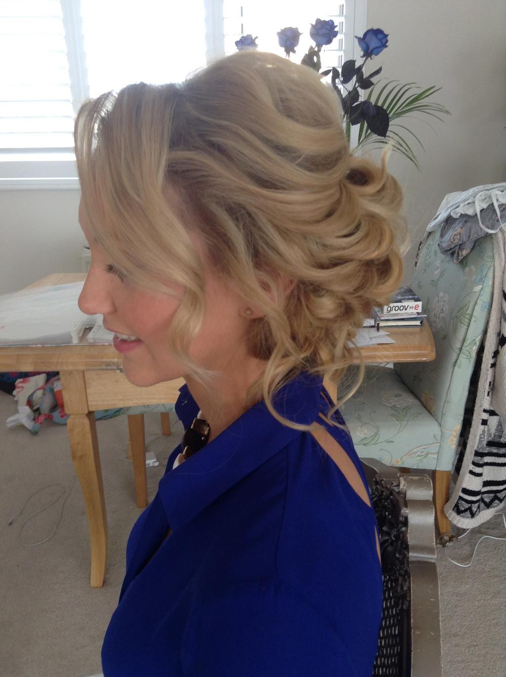 Wedding guest hairstyles made easy hair stylish pinterest