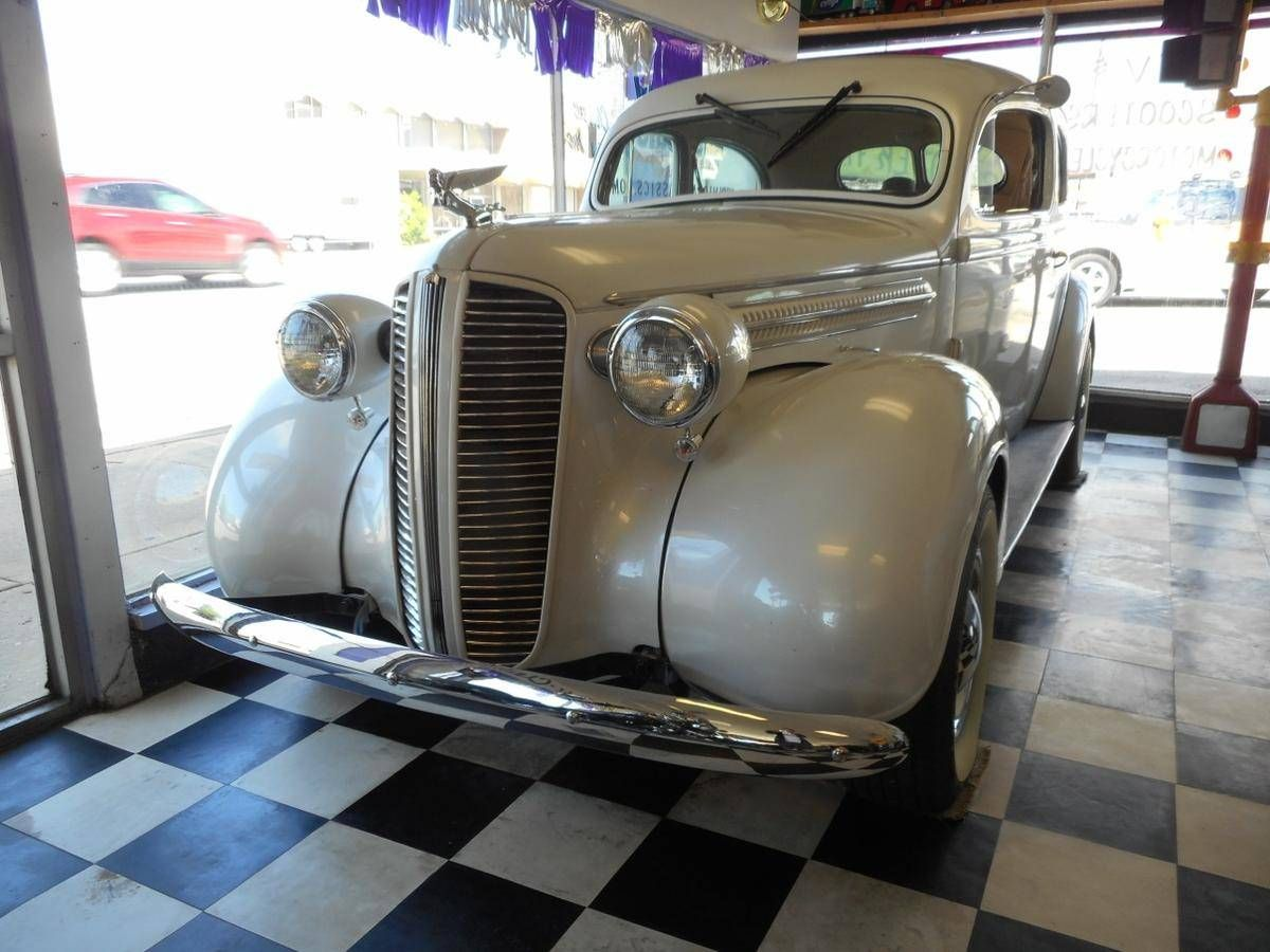 1937 dodge business coupe