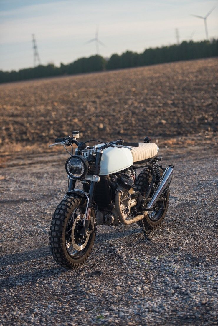Honda CX500 Motorcycle 19