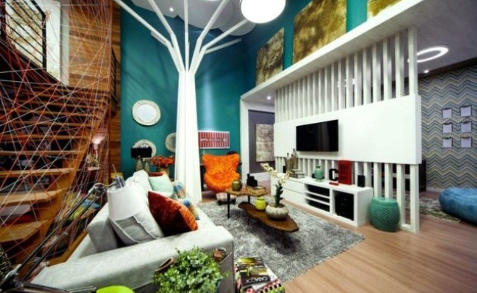 Today, Modern Home Decor have an Eclectic Modern Interior Design ...