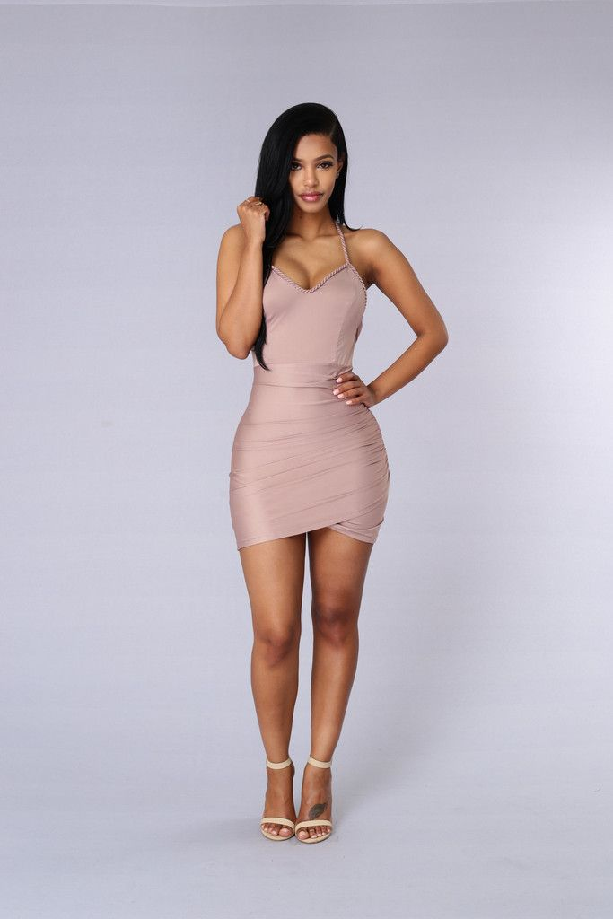 - Available in Black and Beige - Braided Trim - Rouched Sides - Silky Feel - Zipper Closure - 96% Polyester 4% Spandex