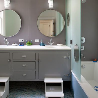 Kids\u0027 Bathroom - contemporary - bathroom - san francisco - Jeff King