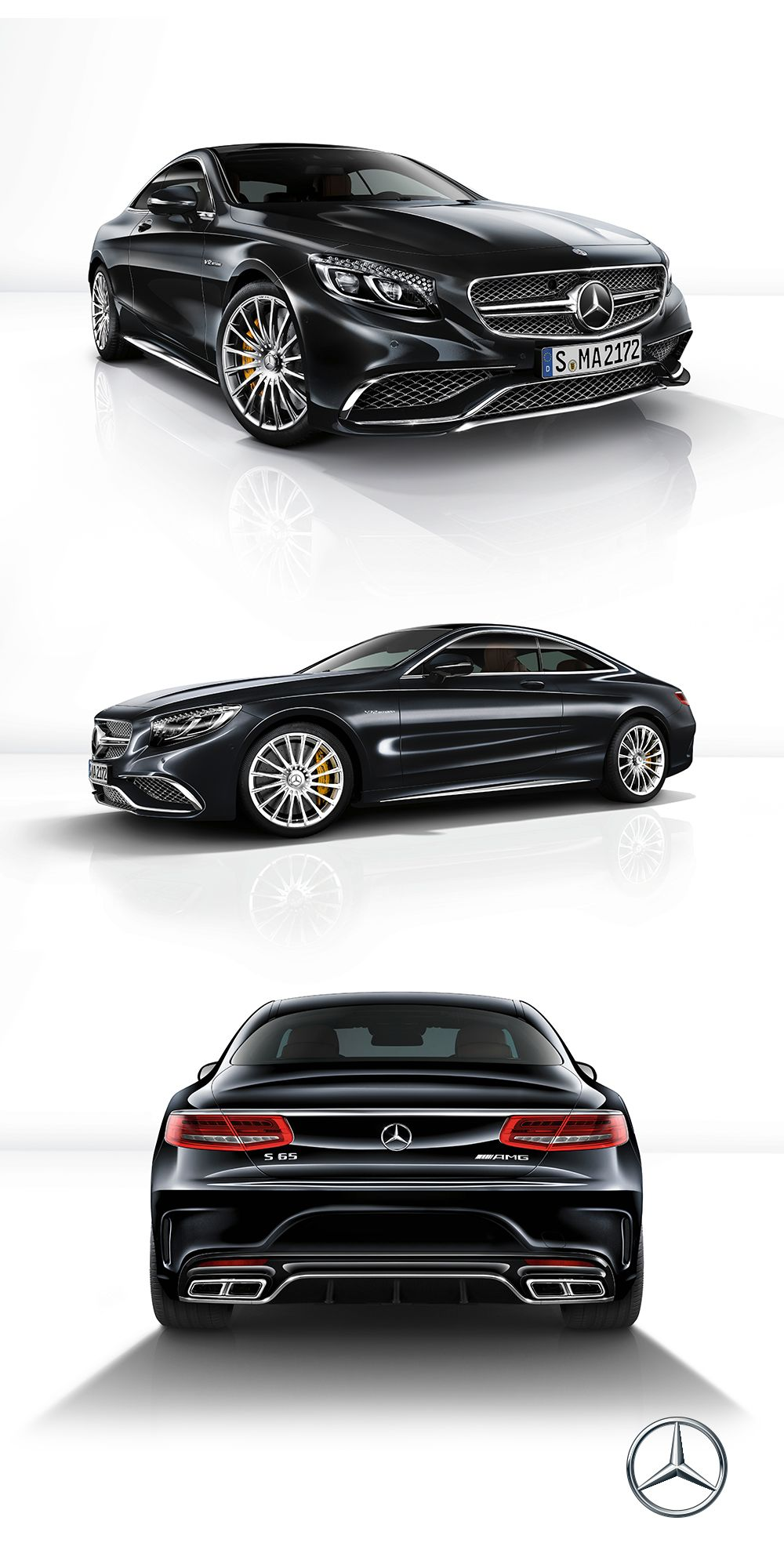 Not all art has a wooden frame around it. The all-new Mercedes-Benz ...