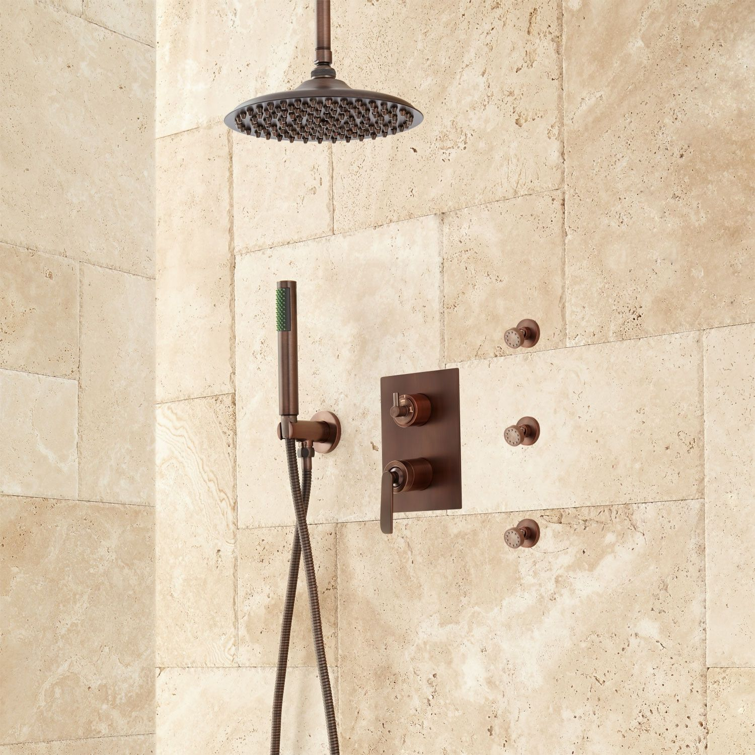 Add A Touch Of Luxury To Your Master Bathroom With This Gorgeous