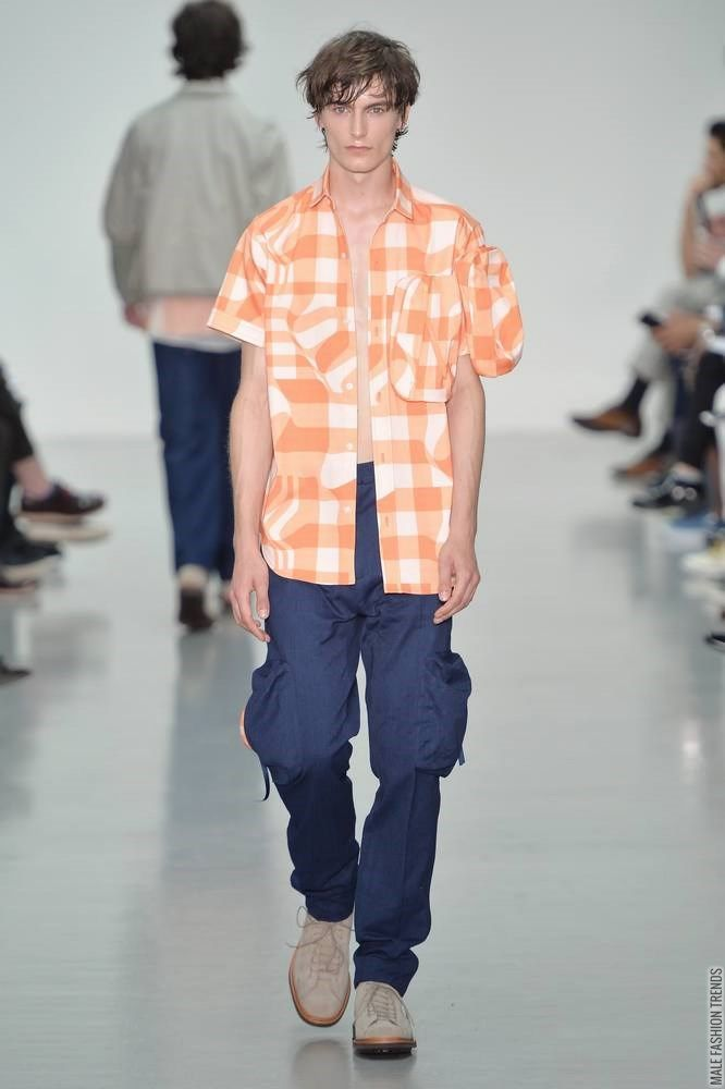 Lou Dalton Spring Summer 2016 Primavera Verano #Menswear #Trends #Tendencias #Moda Hombre London Collections MEN  Male Fashion Trends