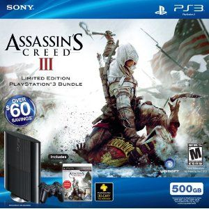Assassins Creed 3 Playstation 3 Video Game Store Video Games