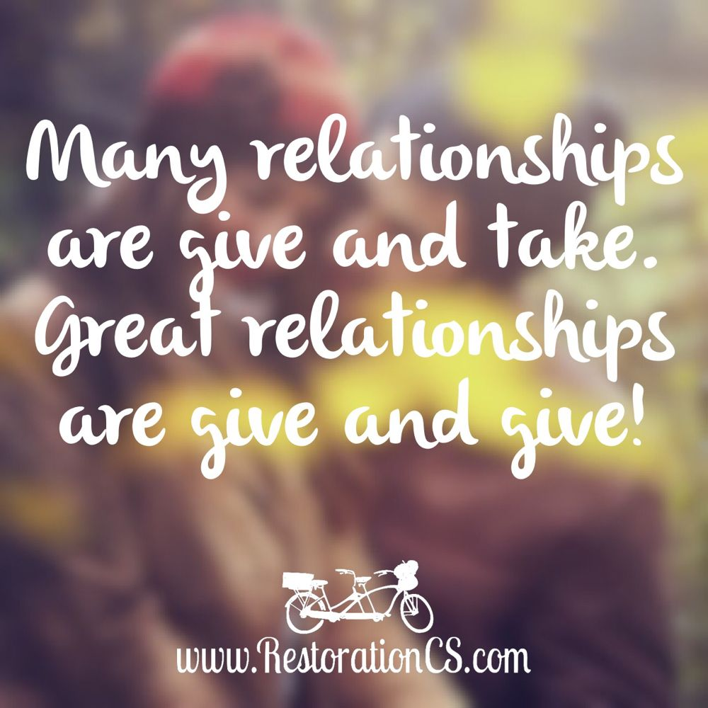 Which kind of relationship do you have? #MarriageTip