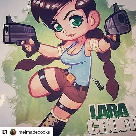 Lara Croft . . #laracroft #tombraider #melmadedooks #Draw #Drawing #Art #Fanart #Artist #Illustration #Design #sketch #doodle #tattoo #Arthelp #Anime #Manga #Otaku #Gamer #Nerdy #Nerd #Comic #Geek #Geeky . . Geek drawings gallery. Use #ArtForGeeks for a chance to be featured Artist credit