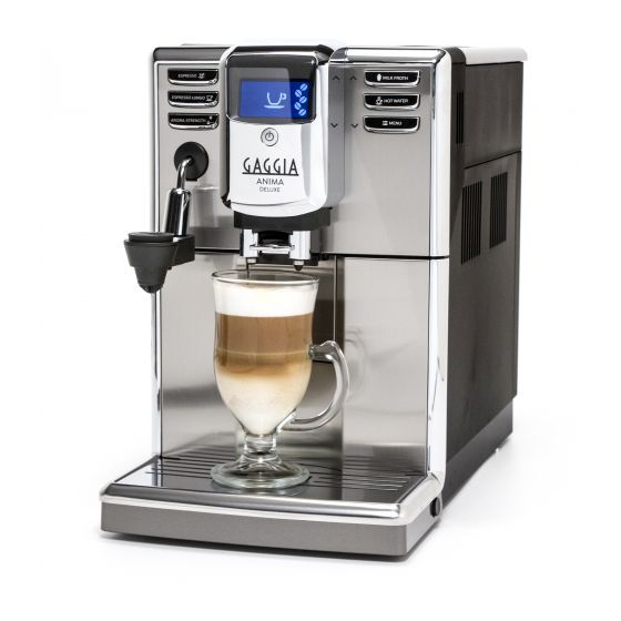 refurbished gaggia anima deluxe super automatic espresso machine rh pinterest com Gaggia Repairs Gaggia Espresso Machines