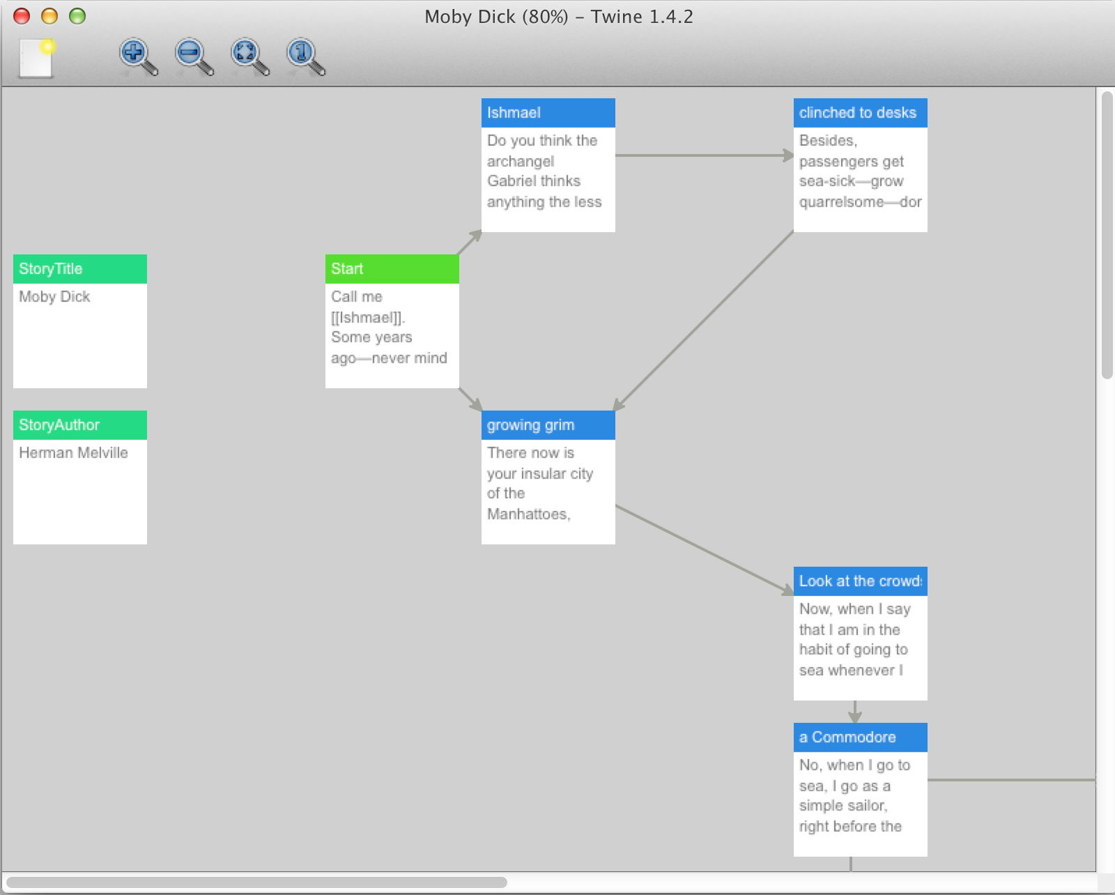 Twine is an online edtech platform that allows users to