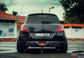 Photo of Black Modified Maruti Swift Cars lover,  #Black #cars #indianmodifiedcar #lover #Maruti #Modi…
