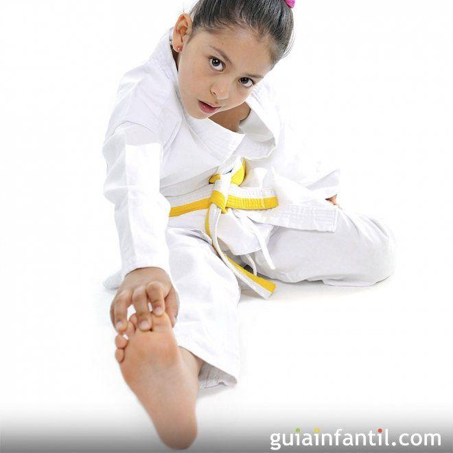 Cuándo Y Cómo Empezar Con El Karate Infantil Karate Para Niños Karate Karate Infantil