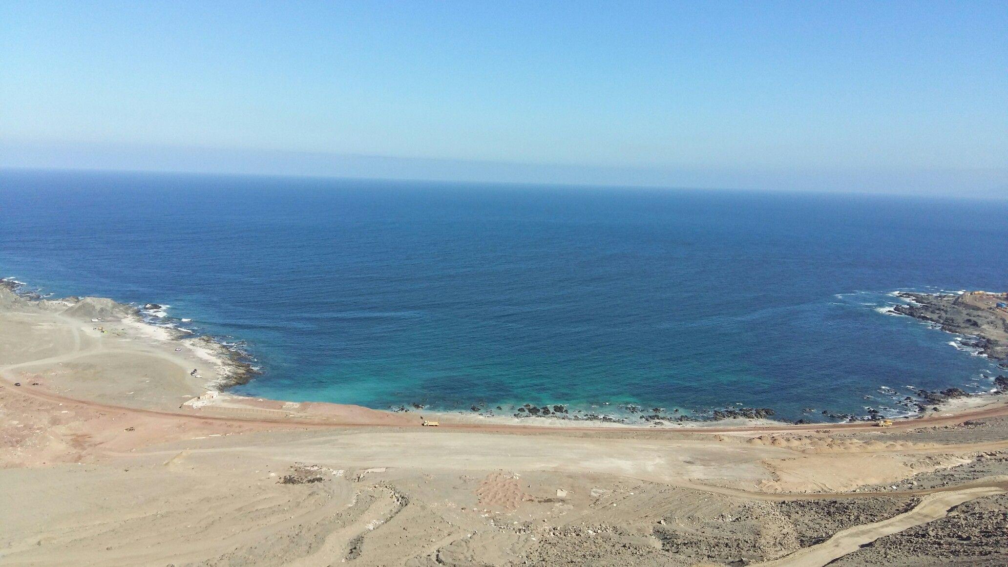 Coloso, Antofagasta