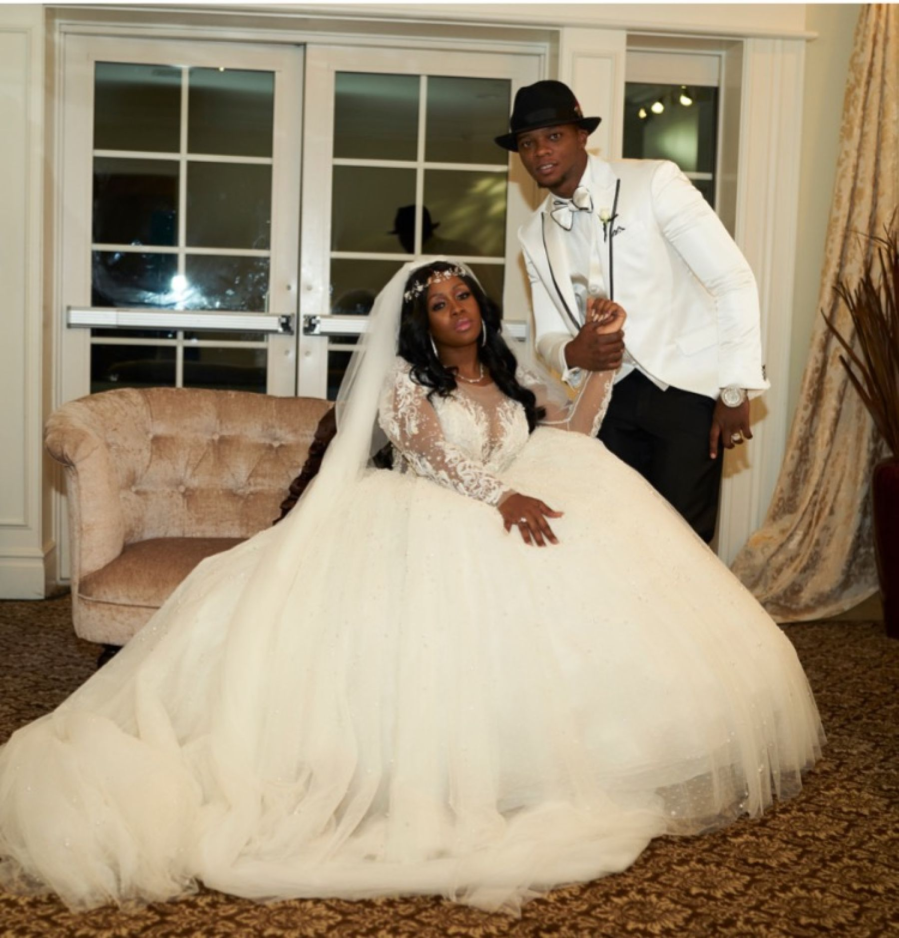 Remy ma and Pap | African and African American Wedding Ideas ...