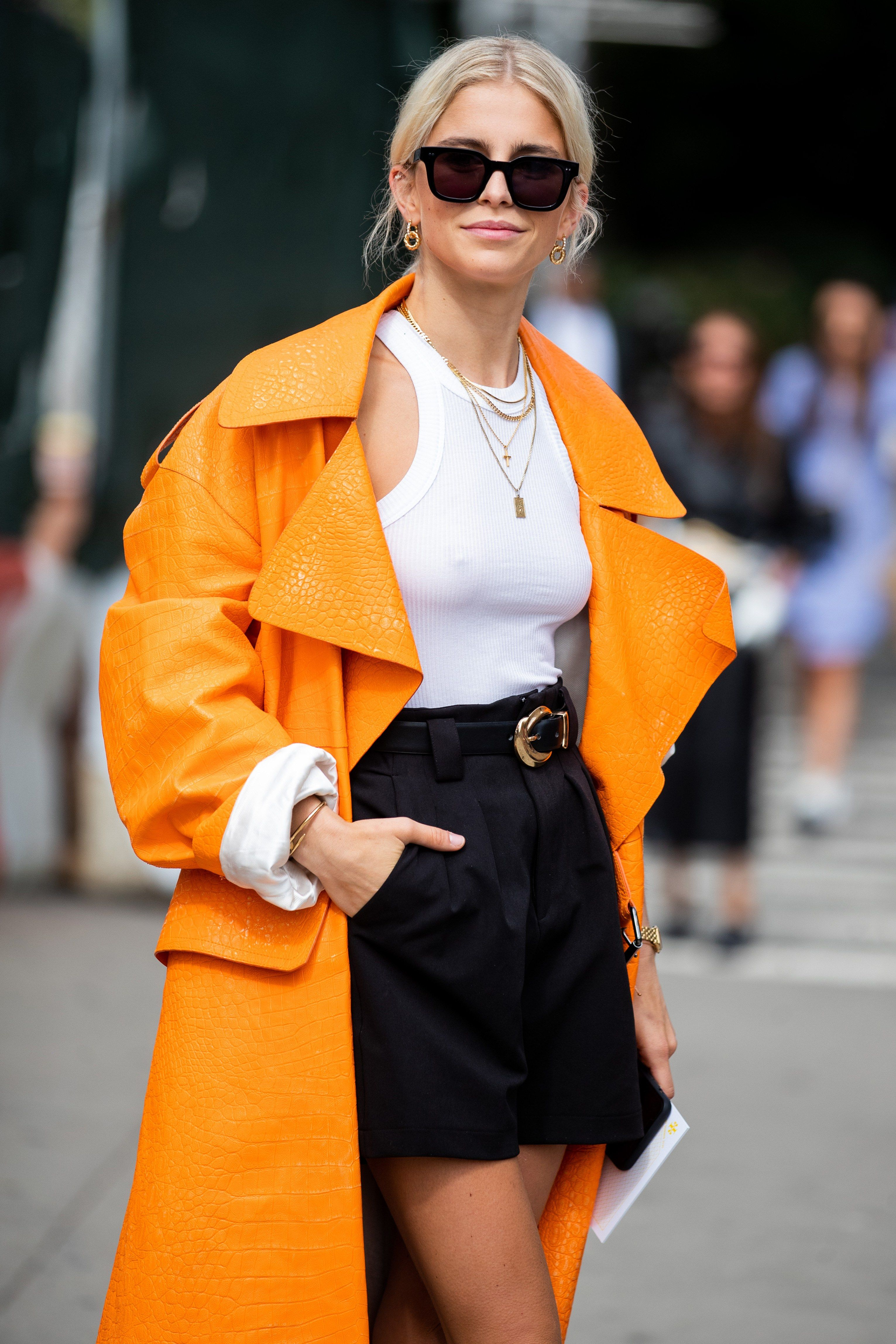 Photo of Move Over, Neon Green—This Is the Next Big Color Trend, According to Fashion Week
